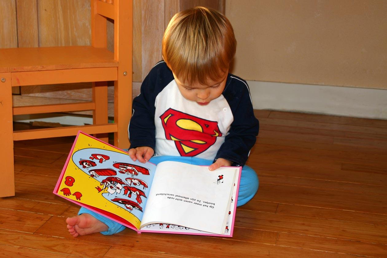 Mesimi i femijeve para shkolles fillore
